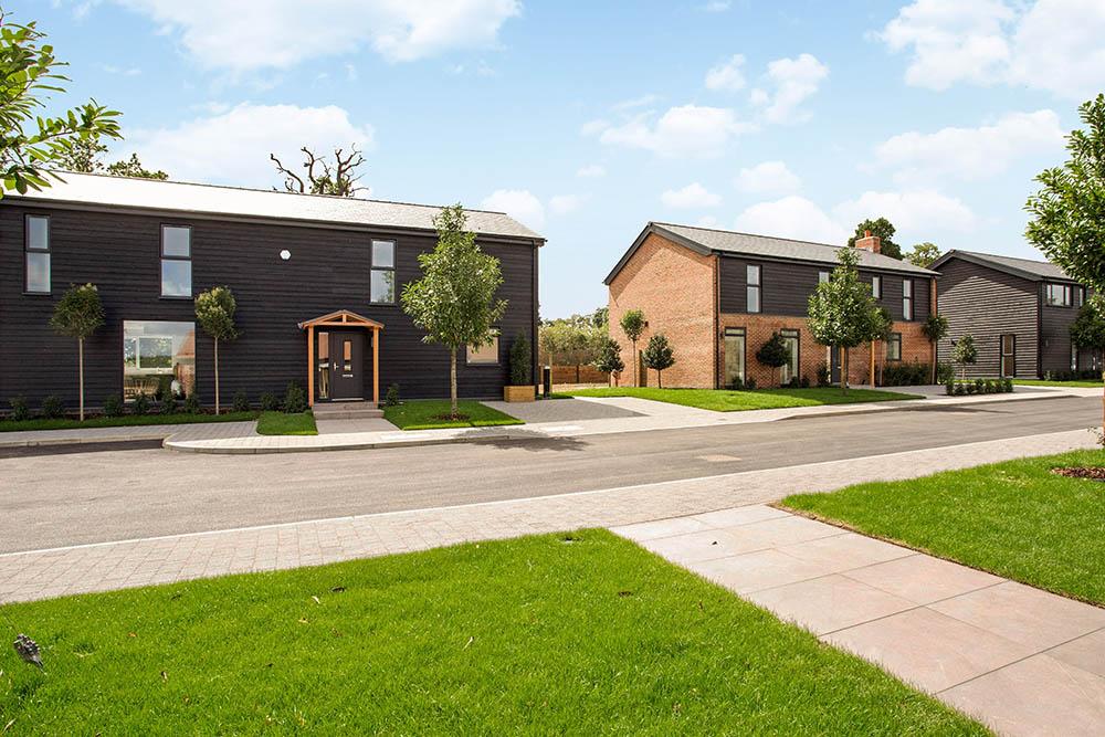 Ponsbourne Riding Residential Development